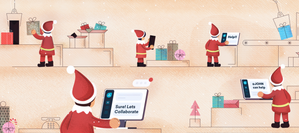 This Christmas, choose the merry way to collaborate
