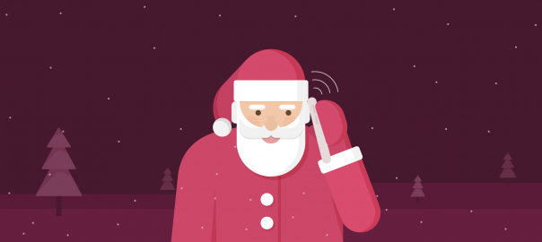 Holiday season - Freshcaller - Phone campaign
