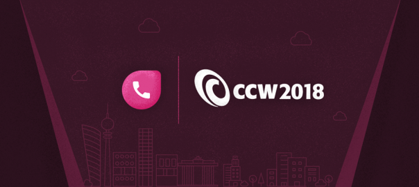 CCW Berlin 2018 – The challenges, conversations, and the fun