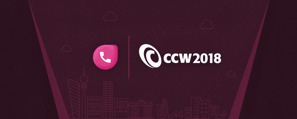 What Freshcaller did at CCW Berlin 2018