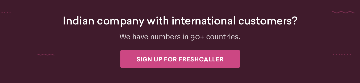 Freshcaller VoIP phone system