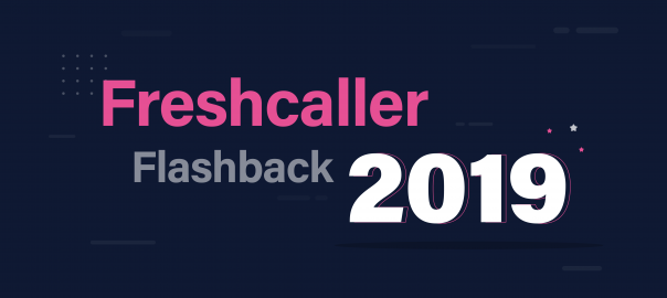 Freshcaller Year in Review: 2019