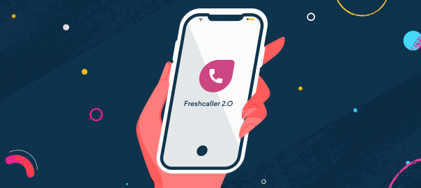Freshcaller Mobile app 2.0: New updates you ought to know