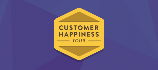 Customer Happiness Tour: Berlin