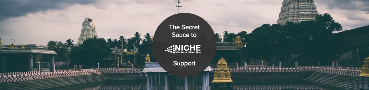 How Niche Video Media Hits Fast Forward on Customer Support