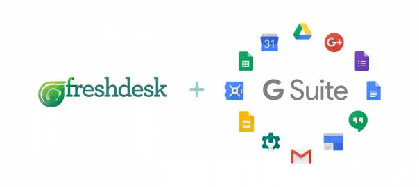 Moving the Needle with Freshdesk and G Suite