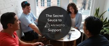 Animoto's Secret Sauce to Customer Success: Being Authentic
