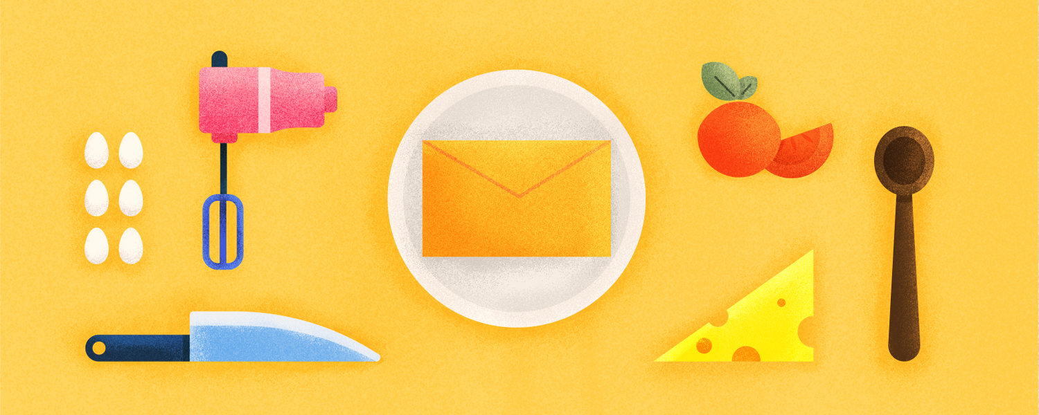 Ingredients of exceptional support emails