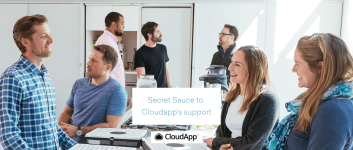 (Visual) Communication — the Secret Sauce to Customer Support at CloudApp