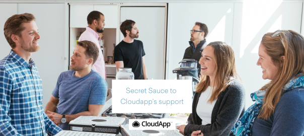 Secret Sauce CloudApp Team