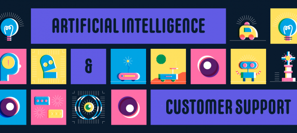 Customer Support and AI [Infographic]