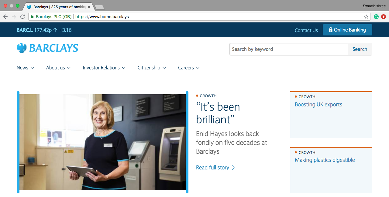 barclays customer experience