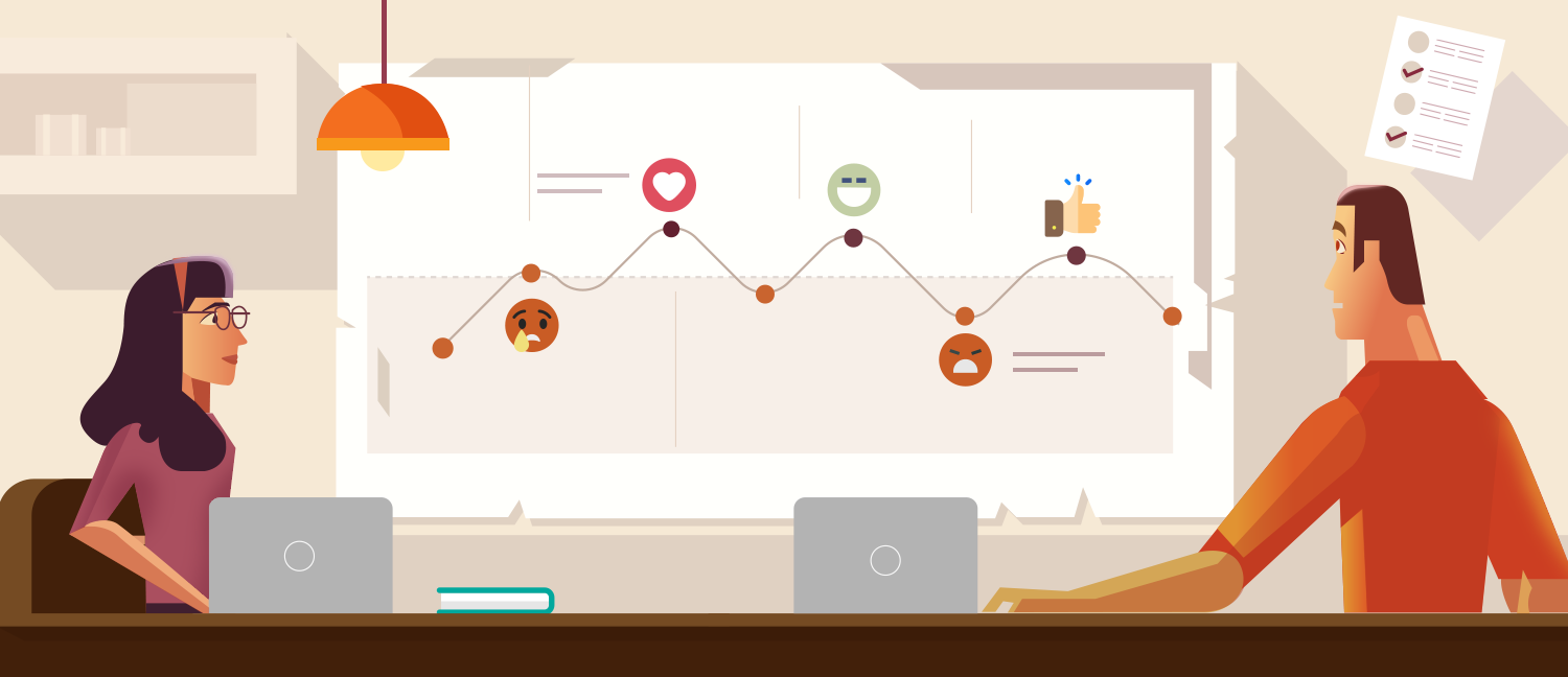 4 Ways Customer Journey Maps can Improve Customer Experience
