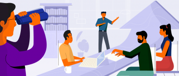 Not-So-Usual Career Paths of Support Agents at Freshdesk