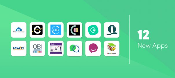 Check out the Freshest apps in the Freshdesk Marketplace!