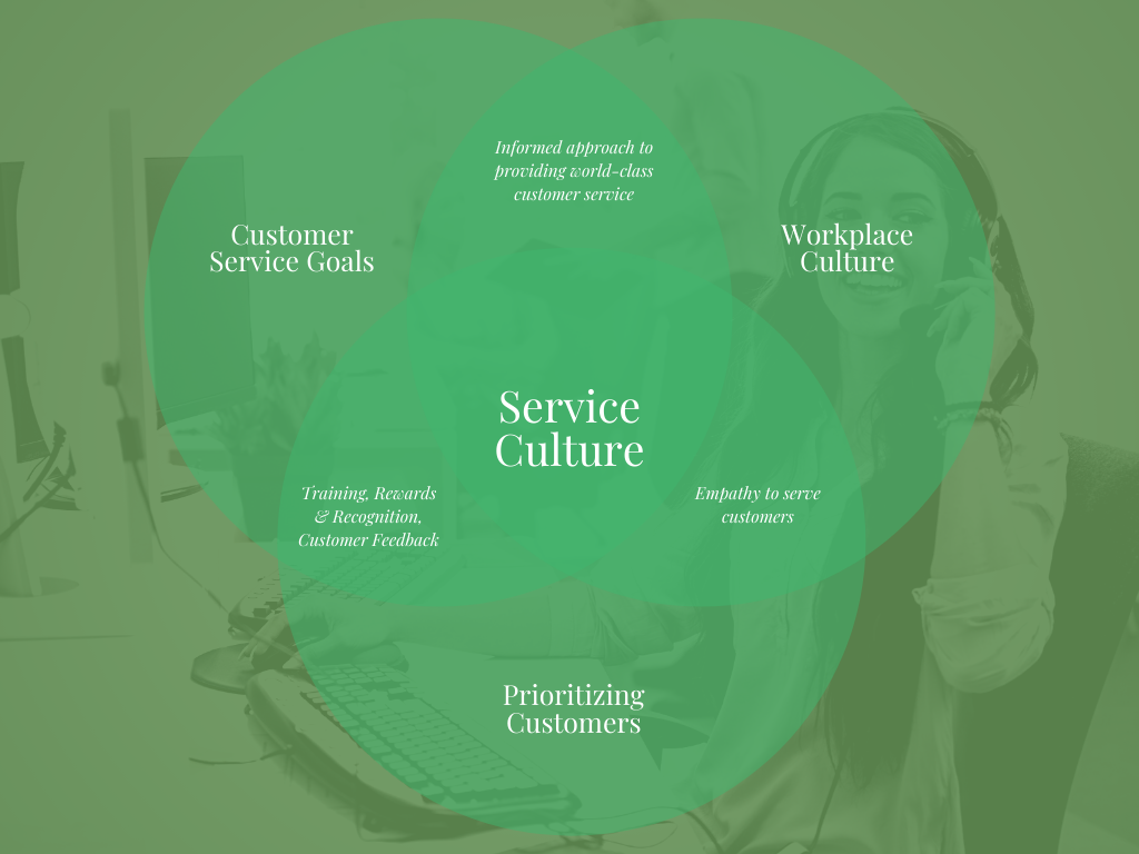 what is service culture