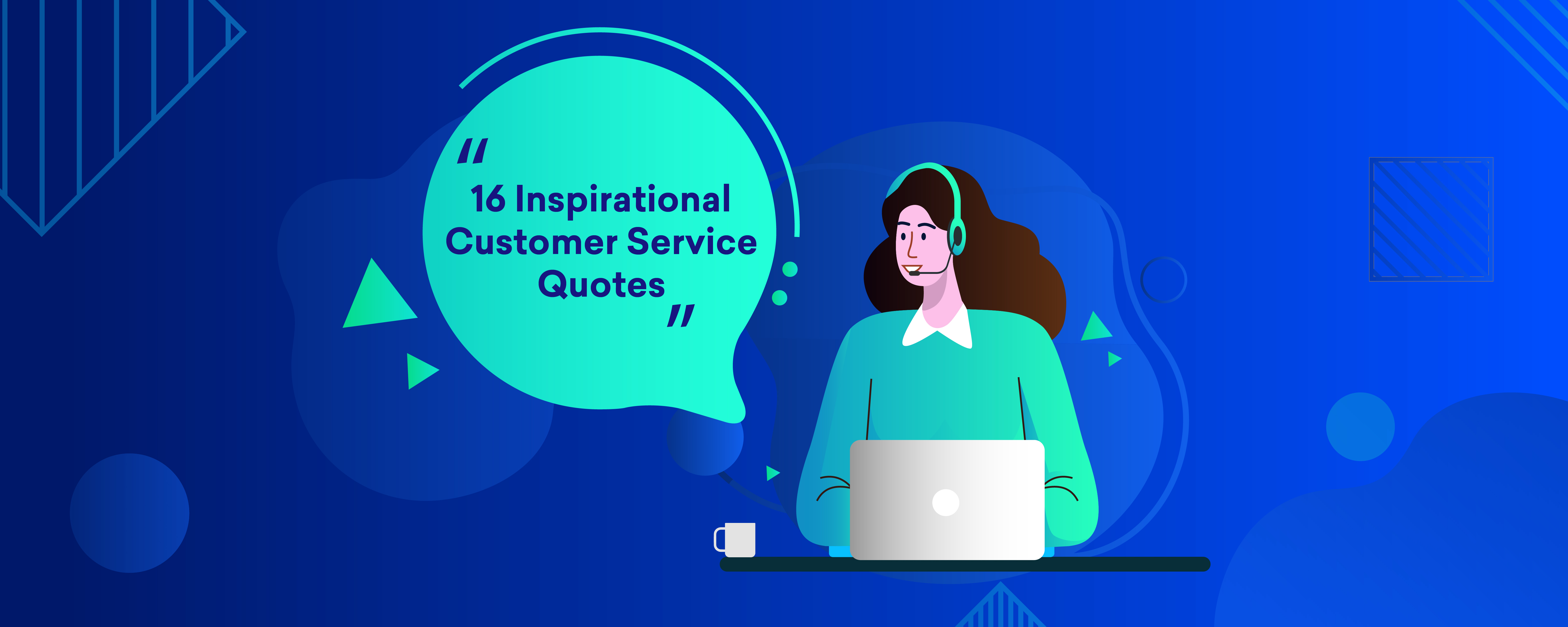 Best customer service quotes