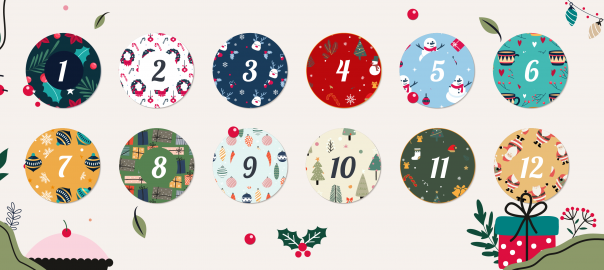 A Holiday Advent Calendar for Remote Teams