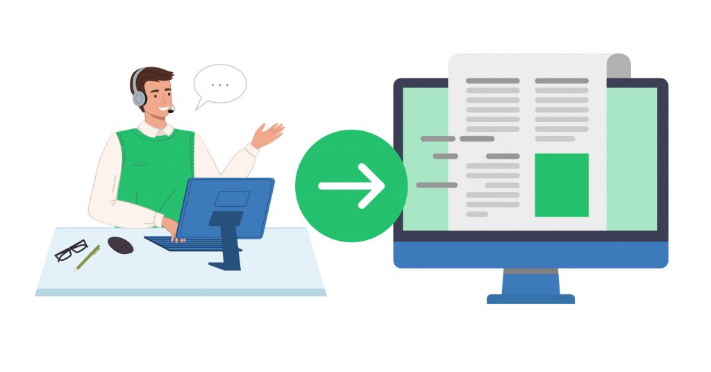 Converting tickets into knowledge base articles