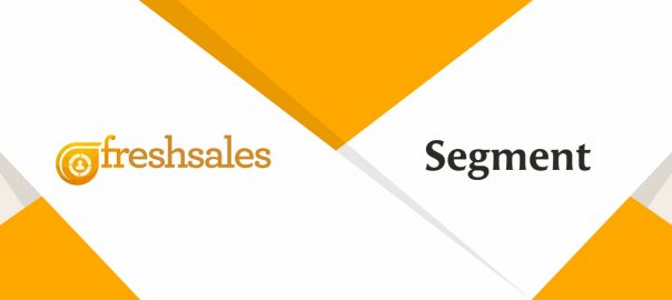 Understand your customer journey with Segment and Freshsales integration