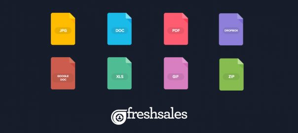 Managing files in CRM has never been this easy – Introducing Freshsales Files