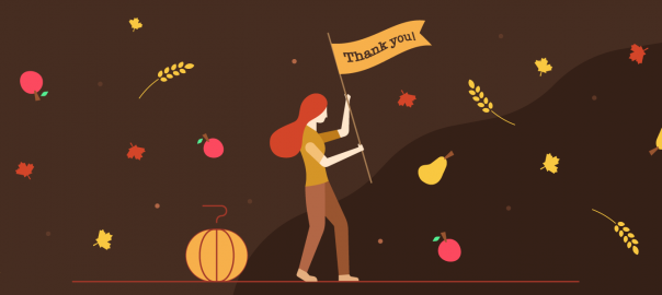 Why we're grateful to sales reps this Thanksgiving