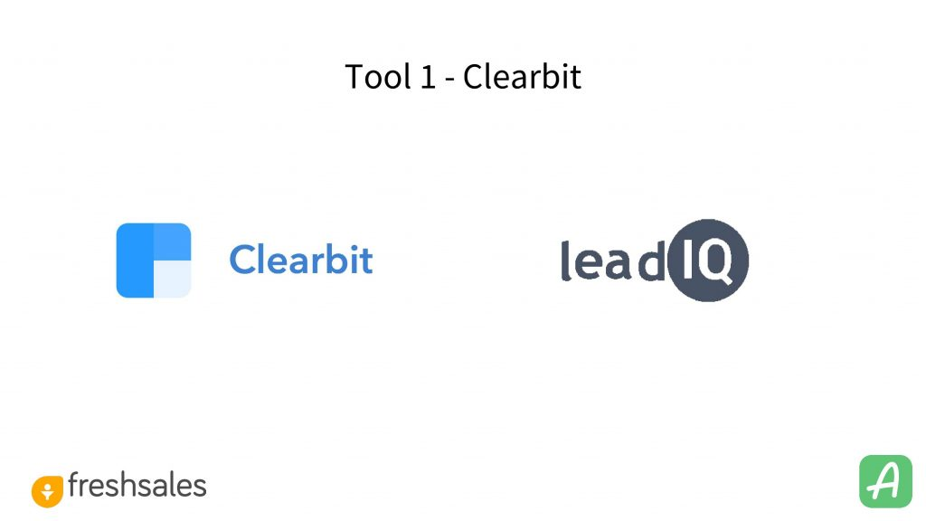 Going from 0-100 signups: Clearbit & LeadIQ