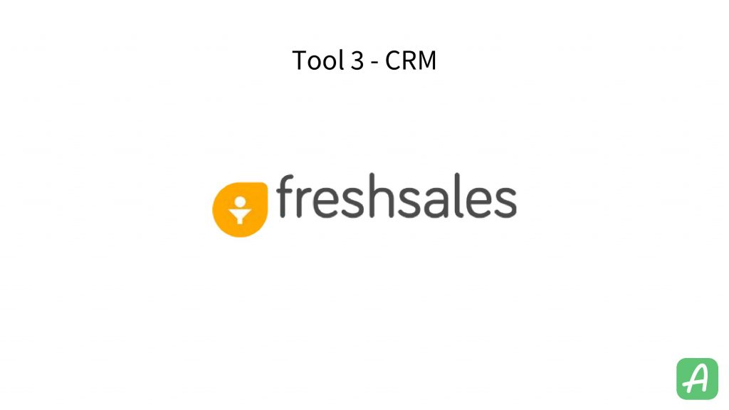 Going from 0-100 signups: Freshsales