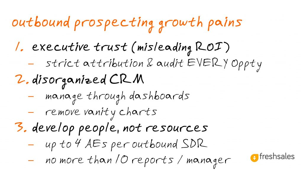 Predictable Revenue: Outbound Prospecting Growth Pains