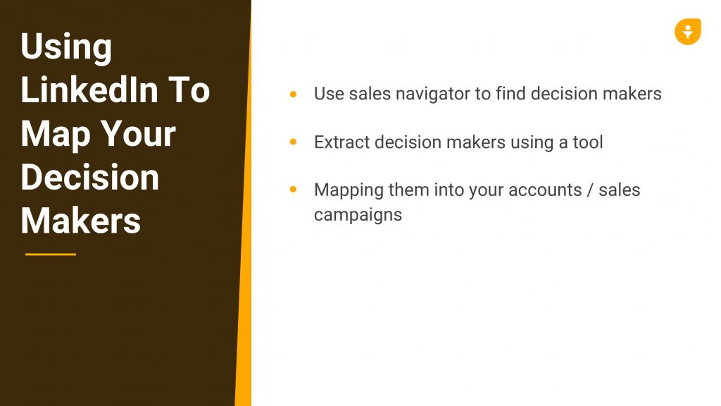 LinkedIn Decision Makers Account-Based Selling