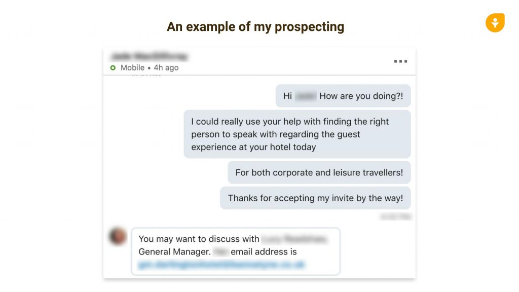 Account-Based Selling Prospecting