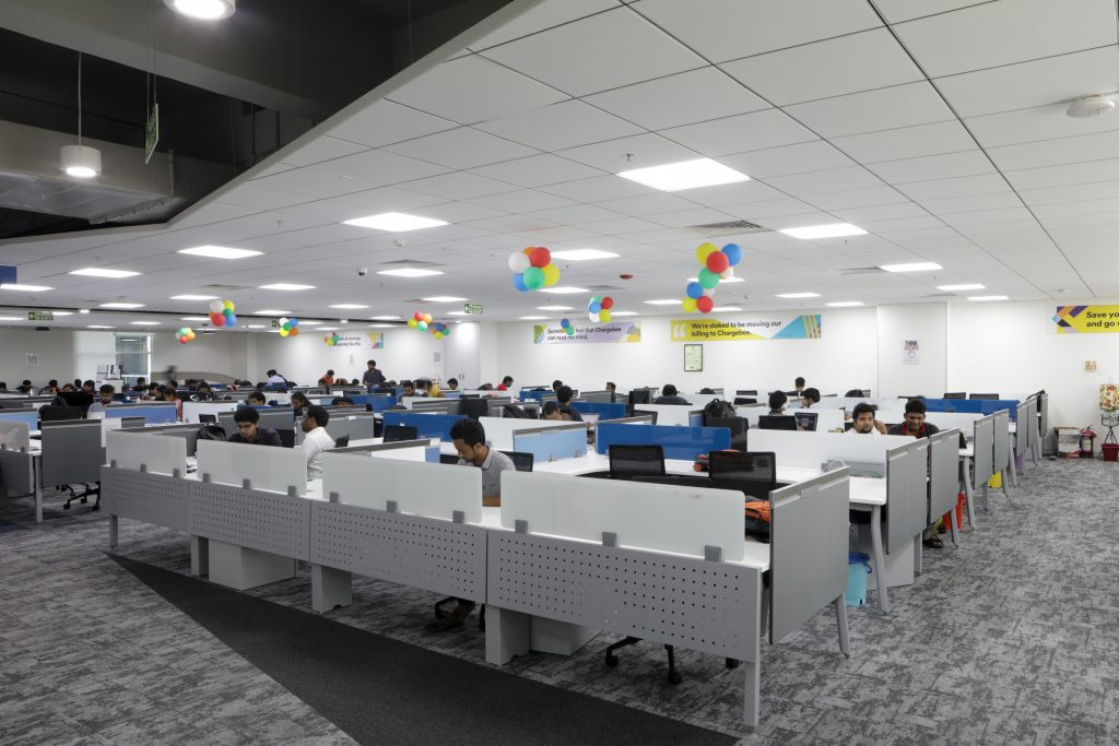 Chargebee Office in Chennai