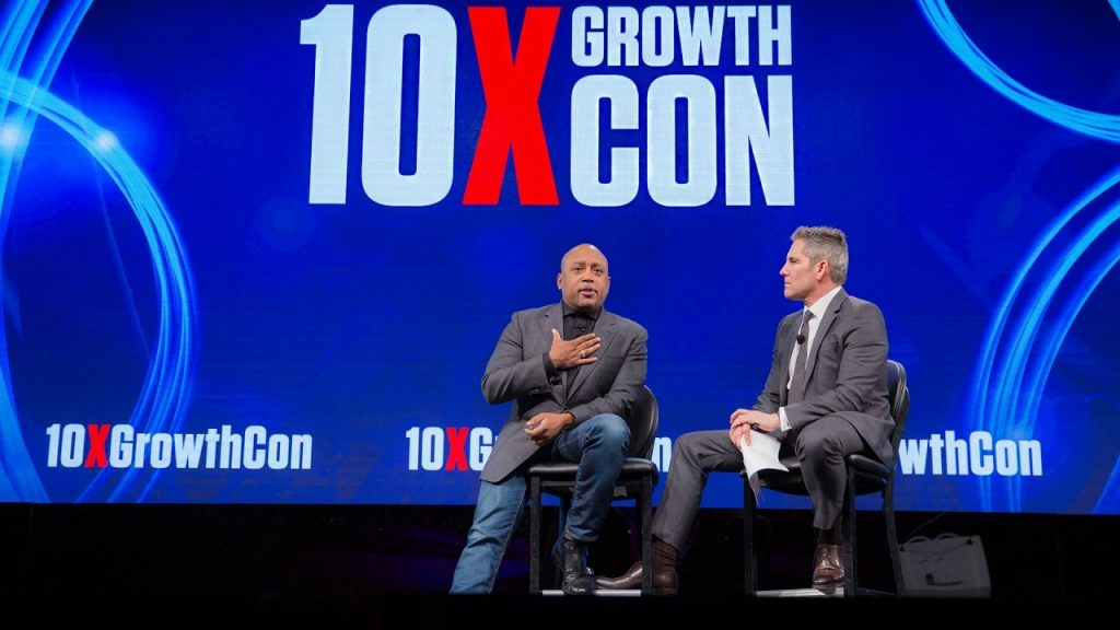 Grant Cardone Daymond John 10X Growth Con Speakers