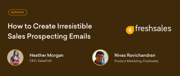How to Create Irresistible Sales Prospecting Emails