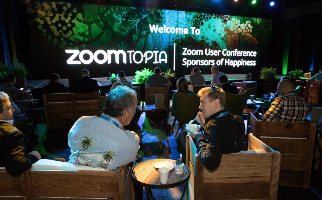 Zoomtopia: Zoom User Conference