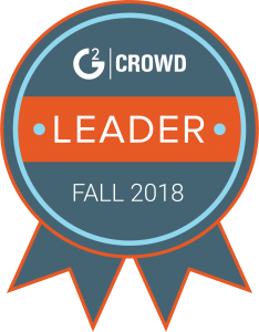 G2 Crowd Leader Fall 2018 - Freshsales CRM Software