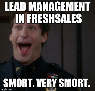Lead management jake peralta