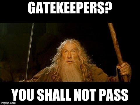 Sales Memes You Shall Not Pass