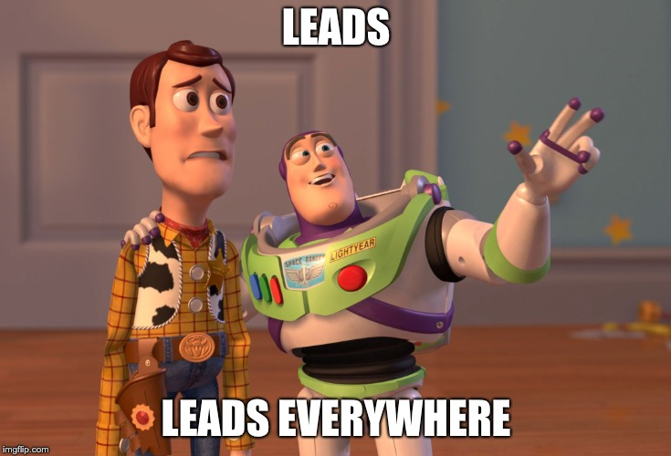 Lead Management Leads Everywhere