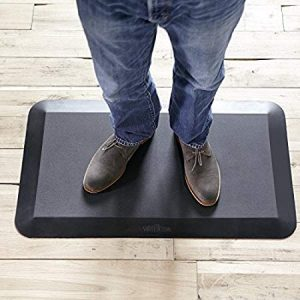 sales gifts freshsales standing desk floor mat