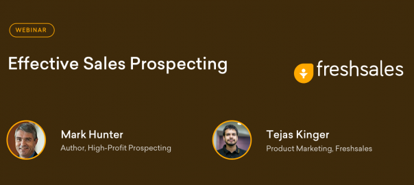 Effective Sales Prospecting