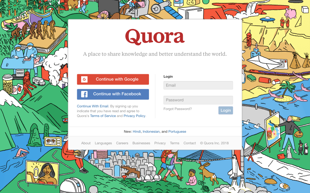 Quora for Business - Quora Social