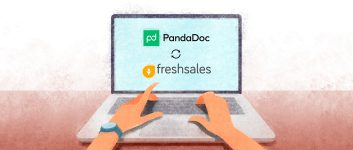 Increase Sales Productivity: Integrate PandaDoc with Freshsales
