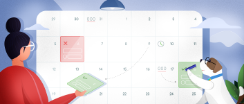 Solve your calendar scheduling woes with Freddy's calendar and OOO suggestions