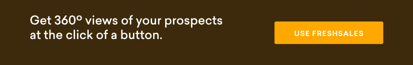 Get a 360 degree view of Prospects