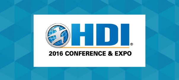 ITSM Wisdom from HDI Conference 2016