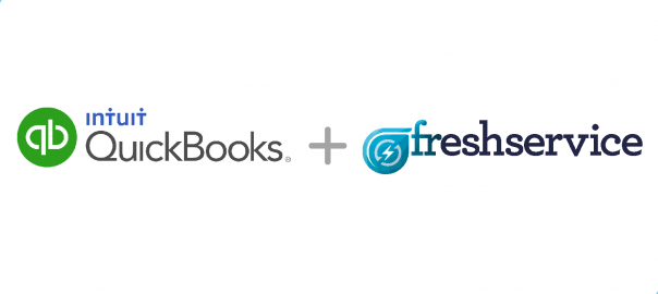 Freshservice integrates with QuickBooks to simplify support