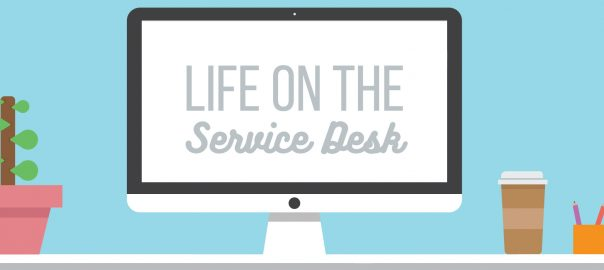 Infographic: Life on the service desk and metrics that matter
