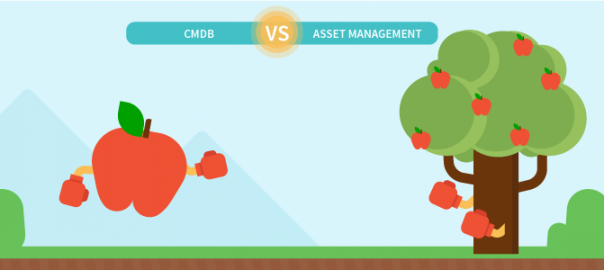 Why it's Wrong to Compare CMDB and Asset Management