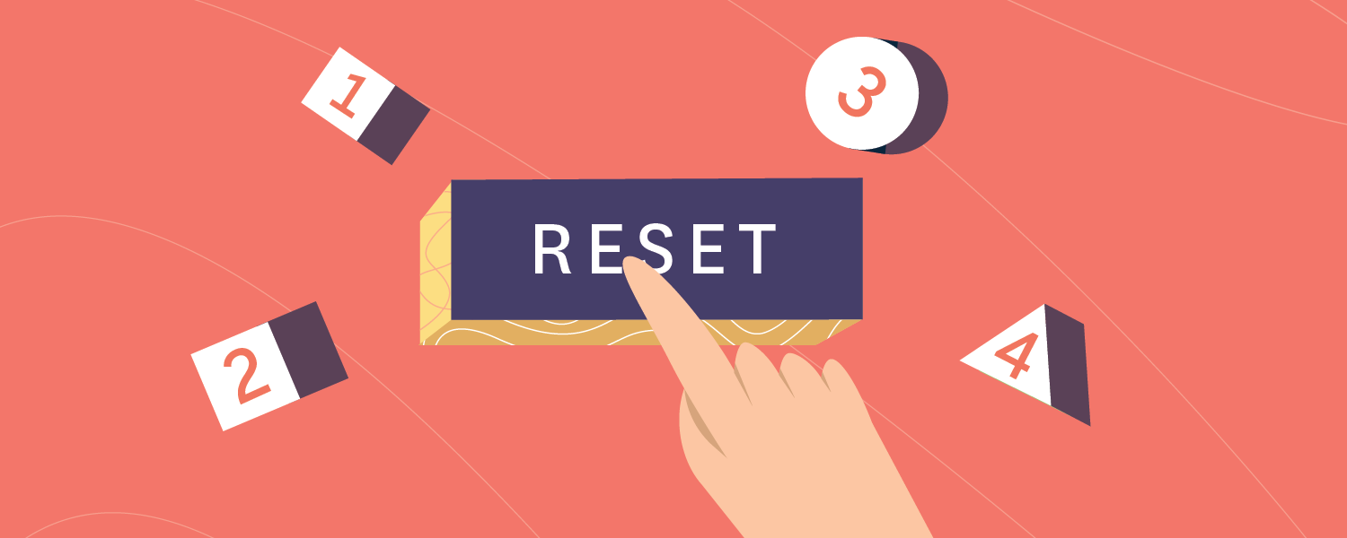 Reset your helpdesk software